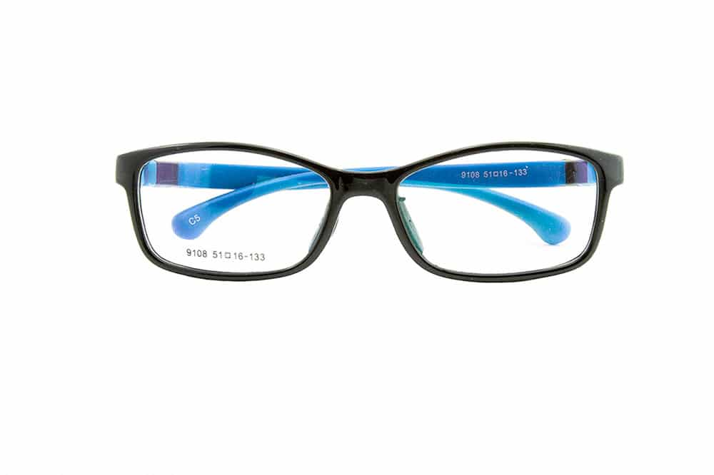 Kids mod. 9108 black blue
