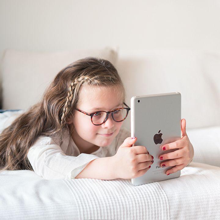 Digital Protection Lenses for kids